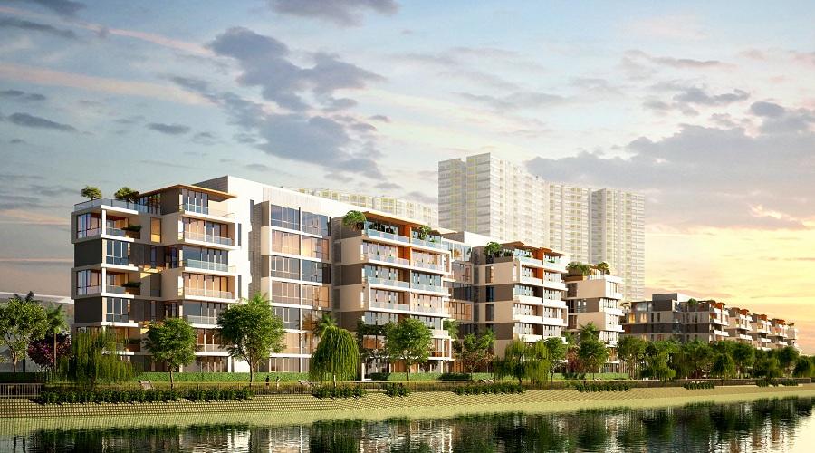 Khu Sky Villas Jamona City