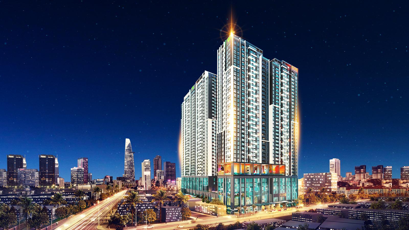 Sức hấp dẫn bất động sản trung tâm TPHCM