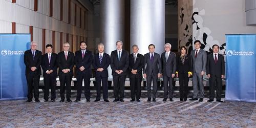 Đàm phán TPP kết thúc thành công