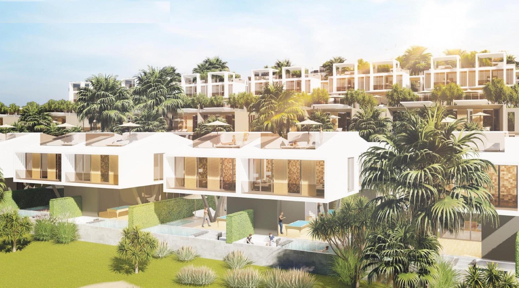 Biệt thự cao độ hướng Biển: bất động sản của giới siêu giàu