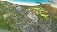 Khu đô thị mới Nhơn Hội (Quy Nhơn - Bình Định) đang đó dòng vốn nghìn tỷ