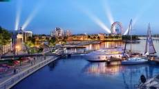 Sự cuốn hút từ các Khu đô thị sinh thái ven sông