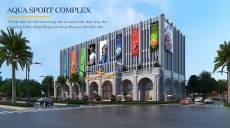CitiGym vận hành trung tâm thể thao đa năng Aqua Sport Complex khu đô thị Aqua City