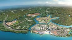 Hàng loạt hạ tầng giao thông trọng điểm khởi công làm tăng sức nóng Aqua City