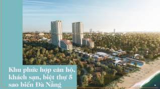 Cập nhật vật liệu bàn giao dự án Căn hộ nghỉ dưỡng  Aria Da Nang Hotel & Resort