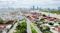TP.HCM mở rộng đường Nguyễn Tất Thành để làm dự án Khu phức hợp Nhà Rồng-Khánh Hội