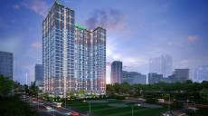 Quận Tân Phú ngày càng khan hiếm căn hộ chất lượng
