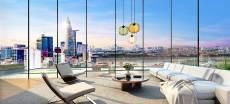 Penthouse quận 4 - Millennium masteri
