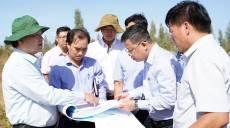 Bình Thuận đẩy nhanh tiến độ 2 tuyến đường ven Biển