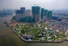 Điều chỉnh quy hoạch khu trung tâm Sài Gòn để làm đường ven sông