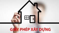 Thủ tục làm giấy phép xây dựng (GPXD) dành cho nhà riêng lẻ