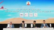 Novaland cooperates with PGA USA, IMG and Accor to develop Binh Thuan tourism