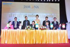 Sacomreal chính thức ra mắt Khu đô thị Jamona Golden Silk