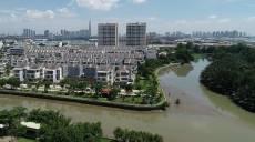 Nhà đất đô thị ven sông ngày càng đắt đỏ