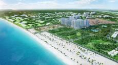 Dự án Nhơn Hội New City giao nền cho khách vượt tiến độ