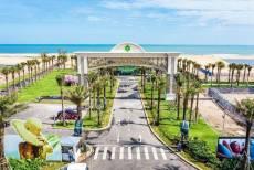 Shophouse khu nghỉ dưỡng biển Hồ Tràm thu hút giới đầu tư