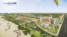 Sân bay Long Thành trợ lực bất động sản Phan Thiết...