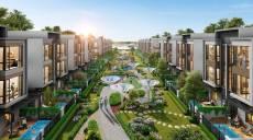 Novaland khai trương Phố Âu tại khu đô thị sinh thái thông minh Aqua City