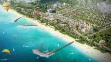 Trải nghiệm không gian đa sắc màu tại Siêu thành phố Biển - Du lịch - Sức khỏe Novaworld Phan Thiết