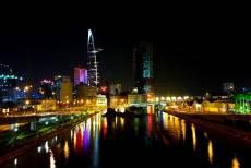 Sài Gòn tuyệt đẹp từ trên cao