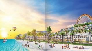 Shophouse Santa Monica Novaworld Phan Thiet: tiềm năng khai thác 100 ngàn lượt khách hàng ngày