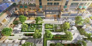 The Grand Manhattan đạt giải dự án phức hợp tốt nhất Việt Nam