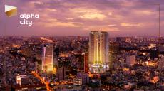 Công trình kiến trúc mới thừa hưởng các giá trị nguyên bản của Sài Gòn với Alpha City